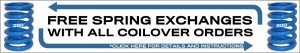 Coilover Spring Exchange